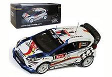 IXO RAM491 Ford Fiesta RS WRC Monte Carlo Rally 2012 - F Delecour 1/43 Scale