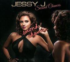 Second Chances [Digipak] by Jessy J (CD, Sep-2013, Shanachie Records)