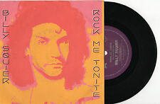 "BILLY SQUIER - ROCK ME TONITE - 7"" 45 VINYL RECORD PIC SLV 1984"