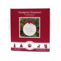 Child to Cherish Marshmallow Clay Handprint Christmas Ornament Kit Ships N 24h