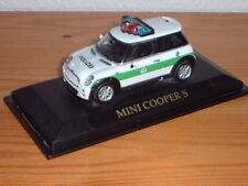 Road Signature 1:43 Mini Cooper S polizia #3891
