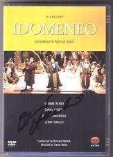DVD Bernard HAITINK Signiert MOZART IDOMENEO Trevor Nunn Langridge Handley Kenny