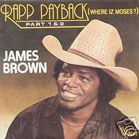 JAMES BROWN Rapp Payback 45 Tours