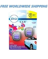Febreze Car Air Freshener Downy Moonlight Breeze Vent Clips FREE WORLDWIDE SHIP