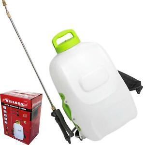 Neilsen 16 Litre Electric Knapsack Battery 12v Sprayer Garden Pump Spray