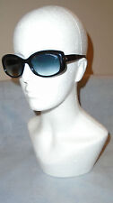Emporio Armani Ladies Black Sunglasses EA9721/S 807JJ - New and Genuine
