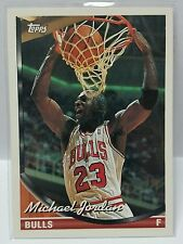 1993/1994 Topps Michael Jordan #23 Chicago Bulls Mint from pack