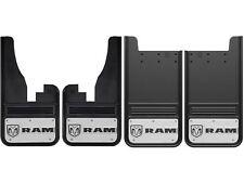 2009-2017 Dodge Ram Horizontal Logo Gatorback Mud Flaps FRONT & REAR SET