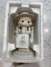 precious moments seek and ye shall find W/ Original Box