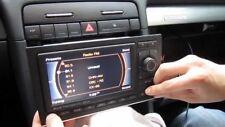 AUDI A3,A4,A5,A6 RNS SATNAV Navigation plus system repair service