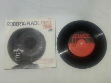 ROBERTA FLACK EP-vinyl- First Time