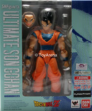 S.H. Figuarts Ultimate Gohan Dragon Ball Z Action Figure Bandai In Stock USA