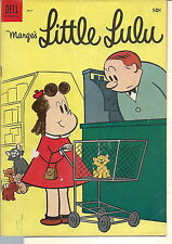 ND-005 - Marge's Little Lulu Comic, May 1955 No 83, Vintage