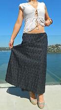 VINTAGE Glamour 1950's Original Cocktail Chiffon Glitz Retro Skirt