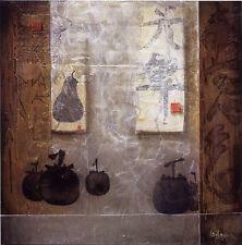 "Don Li-Leger ""Oriental Treasure ll"" Fine Art Reproduction"