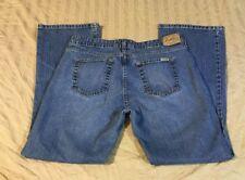 Womens Levis Signature Stretch Low Rise Bootcut Jeans Size Misses 12 Short #373