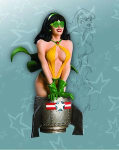 DC Comics Women of the DC Universe Phantom Lady Dodson Mini-Bust
