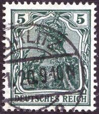 Dt. Reich Mi. 85IIe gest. Luxus, gepr. Jäschke-Lantelme BPP (100,-€) (54/18)