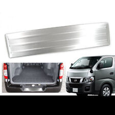 SUS304 Stainless Steel Rear Bumper Step Cover Trim For Nissan CARAVAN NV350 E26