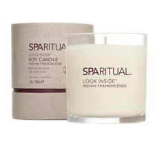 [IDEAL CHRISTMAS GIFT] *** SPARITUAL VEGAN Indian Frankincense Soy Candle 7oz