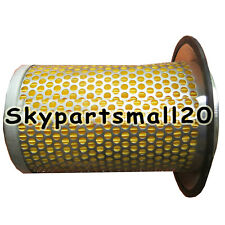 Air filter HDE12E3 For Huatai two-cylinder diesel generator oil engine 1pc