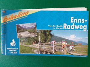 Enns-Radweg - von der Quelle zur Donau - bikeline 2008