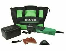 Hitachi CV350V 3.5-Amp Oscillating Multi Tool Kit