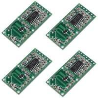 5x RCWL 0516 Microwave Radar Sensor Module Body Induction 4-28V N 10  NEW