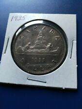1935 Canadian Silver Dollar ($1), No Reserve!