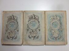 Histoire du Comté du Hainaut Baron Reiffenberg 1849 E.O Belgique 3 Volumes