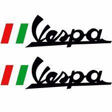VESPA Sticker Decal Emblem 2-er Set für Primavera GTS Sprint PX PK Cosa LX ET4