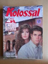 KOLOSSAL n°282 1993 Rivista di Fotoromanzi [G827-2]