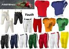 Boy's Youth Sizes S-XL Football Jerseys & Pants