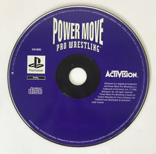 Power Move Pro Wrestling PS1 - Playstation 1