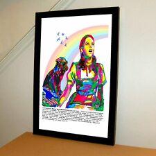Judy Garland Dorothy Wizard of Oz Film Poster Print Wall Art 11x17