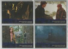 Harry Potter POAU- Blue Foil 4 Card Promo Set #Promo1-4
