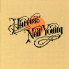 Neil Young - Harvest [New CD] Portugal - Import