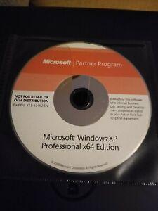 Microsoft Windows XP Professional X64 Edition Inc Product Key
