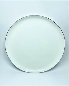 Abbesses Medium Plate Platinum Rim