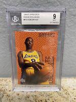 1996-97 Upper Deck Rookie Exclusives #R10 Kobe Bryant RC BGS 9 MINT Lakers