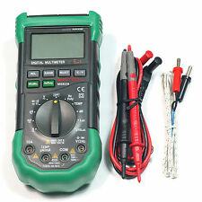 5in1 Mastech MS8229 Digital Multimeter Auto Range Multi-functional DMM Meter