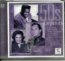 Legends: 50's Legends by Various Artists (CD, Jul-2005, Legends) Sealed