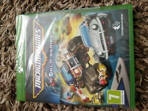 Micro Machines World Series (Xbox One)  NEW AND SEALED from Argos