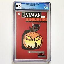 BATMAN THE LONG HALLOWEEN #1 CGC 8.5 VF+ 1st App ALBERTO FALCONE DC Comics