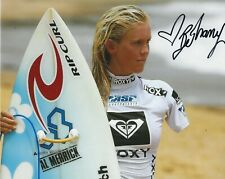 BETHANY HAMILTON Signed Autographed 8 x 10 Photo Surf Surfing Soul Surfer