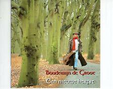 CD  BOUDEWIJN DE GROOTeen nieuwe herfstEX+ (B4209)
