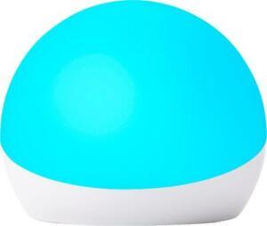 Amazon - Echo Glow Multicolor Smart Lamp - White B07KRY43KN