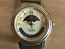 Vintage Armitron 6L95 Ladies Women's Watch w/Calendar For Parts Repair