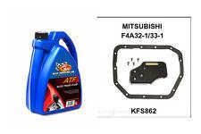 Transgold Transmission Kit KFS862 With Oil For COUPE 1N A4AF1 TRANS