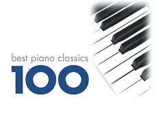 Various Artists, Pia - Best Piano Classics 100 / Various [New CD]